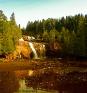 Lower Falls, Gooseberry Morning